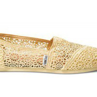 Lemon Crochet Women&#x27;s Classics | TOMS.com