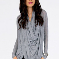 So Twisted Sweater $38
