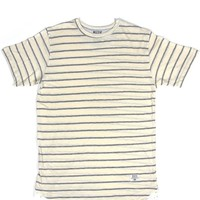 ***Mr. Striped Tee (Grit)