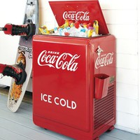 American Retro AR-15002 Classic Coca-Cola Refrigerated Machine