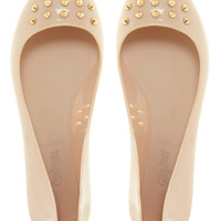 New Look | New Look Lelly Studded Ballet Flats at ASOS