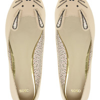 ASOS | ASOS LITTLE MISS Ballet Flats at ASOS