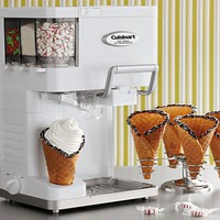 Cuisinart ICE-45 Mix It In Soft Serve 1-1/2-Quart Ice-Cream Maker