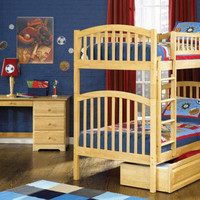 Macy Natural Bunk Beds