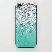 Spark Variations I iPhone &amp; iPod Skin by Rain Carnival