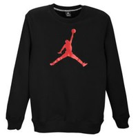Jordan Jumbo Jumpman Crewneck - Men's at Foot Locker