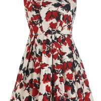 Poppy Frenzy Dress | Floral Print Dresses | Rickety Rack