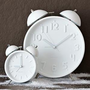 Ceramic White Alarm Clocks | westelm