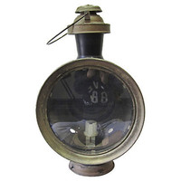 One Kings Lane - A Vintage Marine Mood - 1930s Nautical Lantern