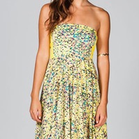 HURLEY Gemma Womens Dress 207660649 | Short Dresses | Tillys.com