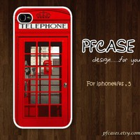 Telephone of London : Case For Iphone 4/4s ,5 / Samsung S2,S3,S4