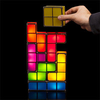 INFMETRY:: Tetris Constructible Desk Lamp Light - Lighting - Home&Decor