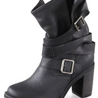 Jeffrey Campbell France Wrap Strap Boots | SHOPBOP