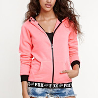 Fox Fast Lane Zip Hoodie at PacSun.com