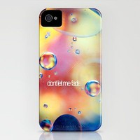 don&#x27;t let me fade iPhone Case by Sylvia Cook Photography | Society6