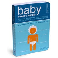 ThinkGeek :: The Baby Owner&#x27;s Manual
