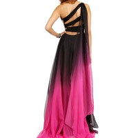 Franky- Black Prom Dress