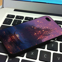 Tangled Lanterns iPhone 4 iPhone 4S Case