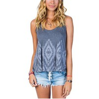 Billabong Last Hurrah Tank - Off Black - J9012LAS				 | 