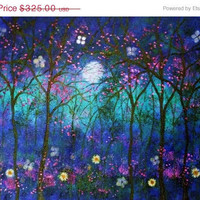 April Sale 40  off Commission Large original  by jeanvadalsmith