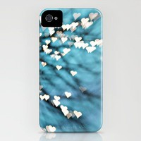 valentine bokeh land iPhone Case by Sylvia Cook Photography | Society6