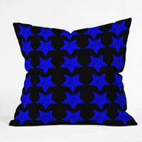 DENY Designs Home Accessories | Randi Antonsen Bluestar Outdoor Throw Pillow