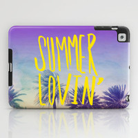 Summer Lovin' iPad Case by Leah Flores Designs