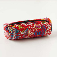 Anthropologie - Embroidered Gomera Pouch