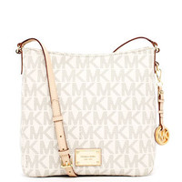 MICHAEL Michael Kors  Jet Set Large Travel Messenger Logo Bag