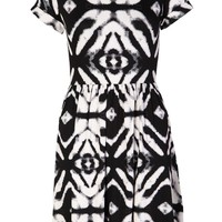 Tribal Print Baby Doll Dress - Womens Clothing Sale, Womens Fashion, Cheap Clothes Online | Miss Rebel