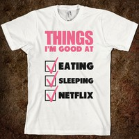 Things I'm Good at | Skreened.com