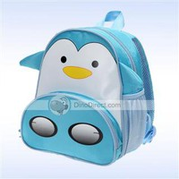 liang Penguin Shaped Waterproof Pupil School Bag Backpack - US DinoDirect.com