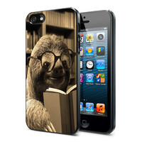 Dolla Dolla Bill Sloth profesor 451K - iPhone Case iPhone 4 Case iPhone 4S Case iPhone 5 Case iPhone 4 / 4S / 5 Case Hard Cover