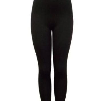 Fashionista Polyester Spandex Footless Legging in 14 Colors