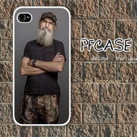 Hey! Si robertson nice shot : Case For Iphone 4/4s ,5 / Samsung S2,3,4