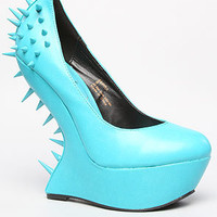 *Sole Boutique The Serra Shoe in Blue : Karmaloop.com - Global Concrete Culture