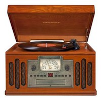Crosley Musician Entertainment Center CR704 - Paprika