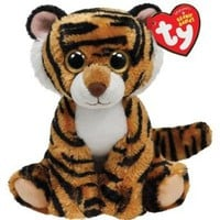 Amazon.com: Ty Beanie Baby Stripers Plush - Tiger: Toys & Games