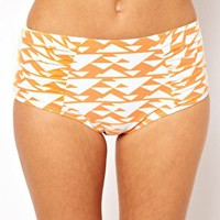 ASOS Mix and Match High Waisted Bikini Pant at asos.com