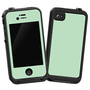 Spring Green Skin  for the iPhone 4/4S Lifeproof Case by skinzy.com