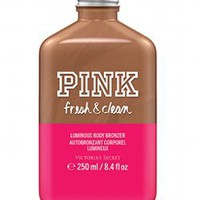 Fresh Clean Luminous Body Bronzer - PINK - Victoria's Secret