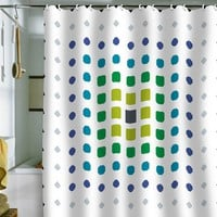 DENY Designs Karen Harris Modernity Galaxy Alberville Shower Curtain