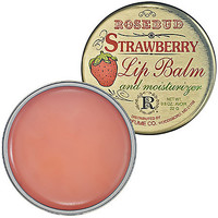 Rosebud Perfume Co. Strawberry Lip Balm: Shop Lip Balm & Treatments | Sephora