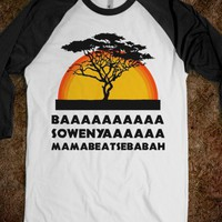 Lion King Baseball Shirt!