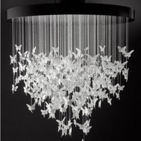 Lladro NIAGARA CHANDELIER 1,10 METRES