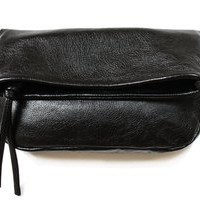 rennes shop — Ballet Clutch - Black