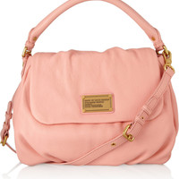 Marc by Marc Jacobs | Lil Ukita textured-leather shoulder bag | NET-A-PORTER.COM