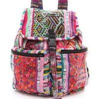 Stela 9 Santiago Patchwork Backpack | SHOPBOP