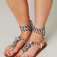 Free People Calcutta Wrap Sandal