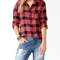 Tartan Plaid Shirt